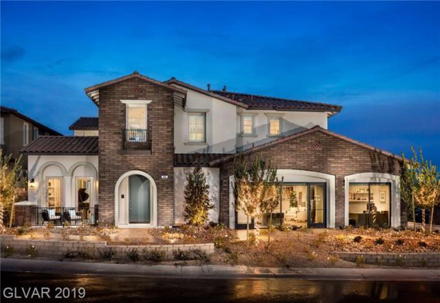 356 Rellegra, Las Vegas, NV 89138 (MLS #2120910) :: Vestuto Realty Group