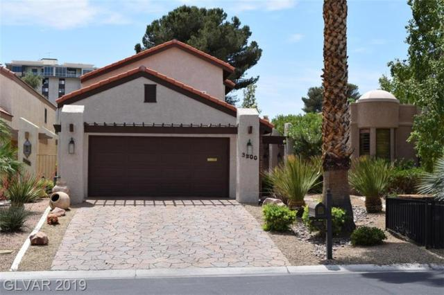 3200 Bel Air, Las Vegas, NV 89109 (MLS #2121018) :: The Snyder Group at Keller Williams Marketplace One