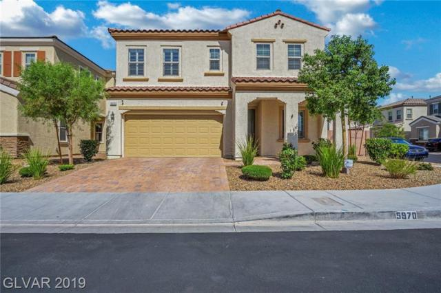 5970 Castell Canyon, Las Vegas, NV 89113 (MLS #2121241) :: Vestuto Realty Group