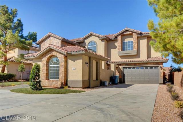 5406 San Bellasera, Las Vegas, NV 89141 (MLS #2121262) :: The Snyder Group at Keller Williams Marketplace One