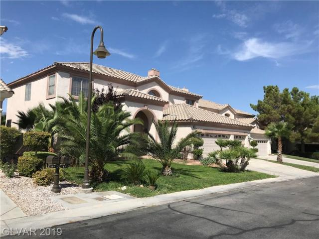 93 Chateau Whistler Court, Las Vegas, NV 89148 (MLS #2121352) :: Performance Realty