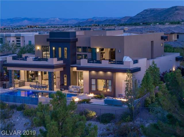 74 Meadowhawk, Las Vegas, NV 89135 (MLS #2121514) :: The Snyder Group at Keller Williams Marketplace One