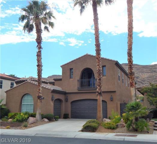 2685 Grassy Spring, Las Vegas, NV 89135 (MLS #2121518) :: ERA Brokers Consolidated / Sherman Group