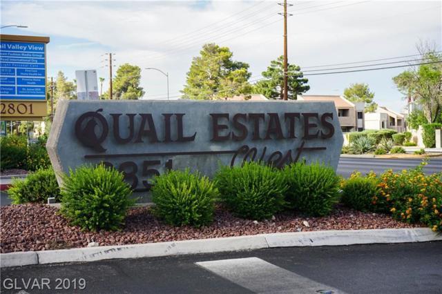 2851 Valley View #1148, Las Vegas, NV 89102 (MLS #2121559) :: Hebert Group | Realty One Group