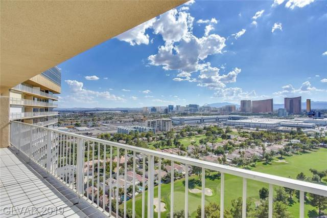 3111 Bel Air 25A, Las Vegas, NV 89109 (MLS #2121606) :: The Snyder Group at Keller Williams Marketplace One