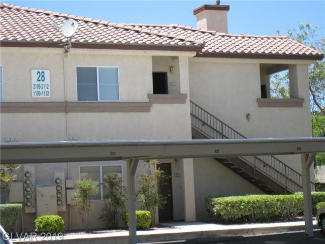 8501 University #2111, Las Vegas, NV 89147 (MLS #2121958) :: Hebert Group   Realty One Group