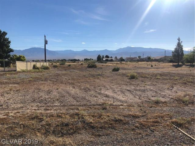 2261 S Blagg, Pahrump, NV 89048 (MLS #2122076) :: Vestuto Realty Group
