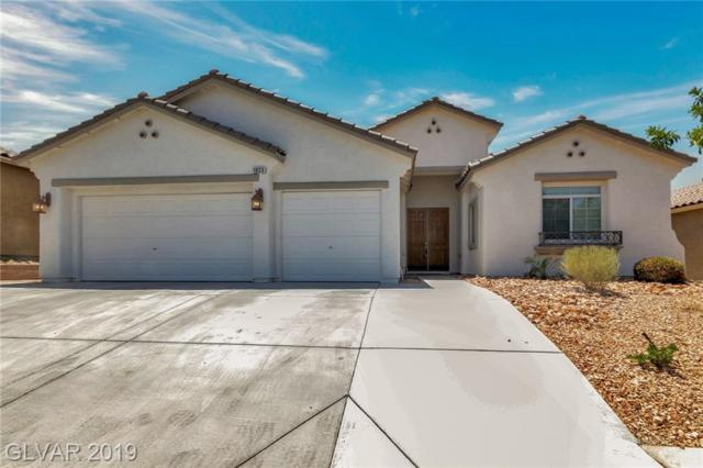 1023 New Creek, Henderson, NV 89015 (MLS #2122092) :: The Snyder Group at Keller Williams Marketplace One