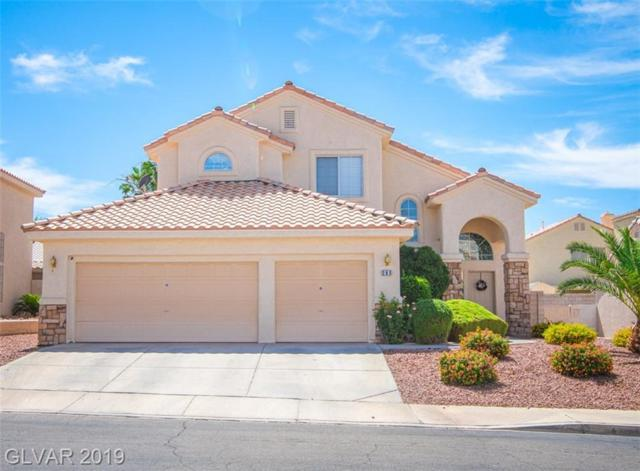 263 Datura, Henderson, NV 89074 (MLS #2122432) :: The Snyder Group at Keller Williams Marketplace One