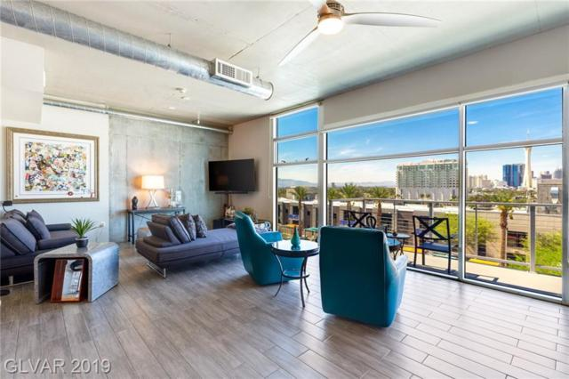 353 E Bonneville #910, Las Vegas, NV 89101 (MLS #2122437) :: Trish Nash Team