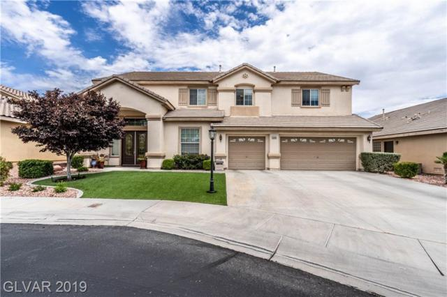 5640 Morning Snow, Las Vegas, NV 89141 (MLS #2122661) :: The Snyder Group at Keller Williams Marketplace One