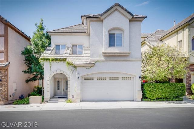 9205 Worsley Park, Las Vegas, NV 89145 (MLS #2122668) :: ERA Brokers Consolidated / Sherman Group