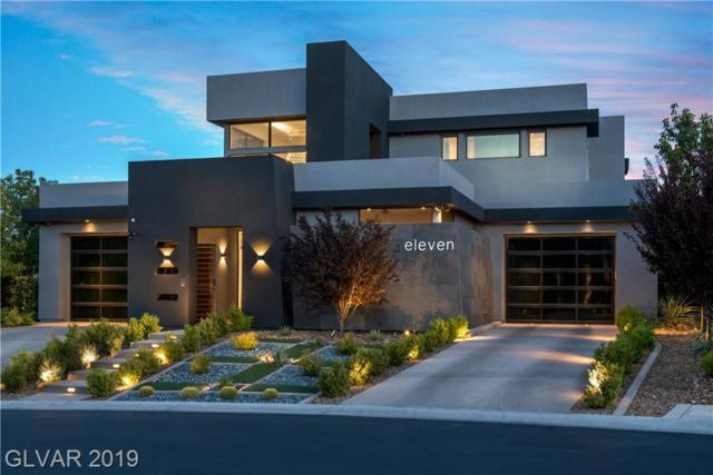 11 Drifting Shadow, Las Vegas, NV 89135 (MLS #2122688) :: Signature Real Estate Group