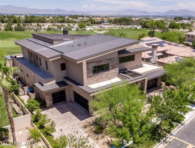 9272 Tournament Canyon, Las Vegas, NV 89144 (MLS #2122732) :: The Snyder Group at Keller Williams Marketplace One