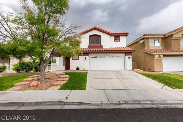 2176 Eaglecloud, Henderson, NV 89074 (MLS #2122830) :: The Snyder Group at Keller Williams Marketplace One