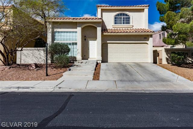 3443 Middle View, Las Vegas, NV 89129 (MLS #2123033) :: Vestuto Realty Group