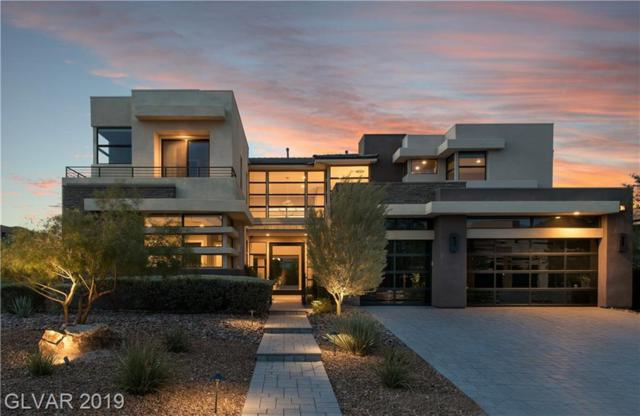36 Hunting Horn, Las Vegas, NV 89135 (MLS #2123232) :: The Snyder Group at Keller Williams Marketplace One