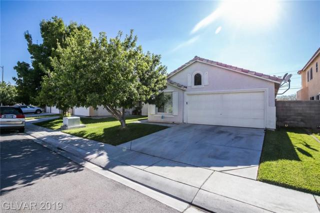 5925 Springmist, North Las Vegas, NV 89031 (MLS #2123345) :: The Snyder Group at Keller Williams Marketplace One