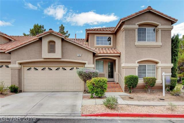 38 Alyson Pond, Henderson, NV 89012 (MLS #2123352) :: The Snyder Group at Keller Williams Marketplace One