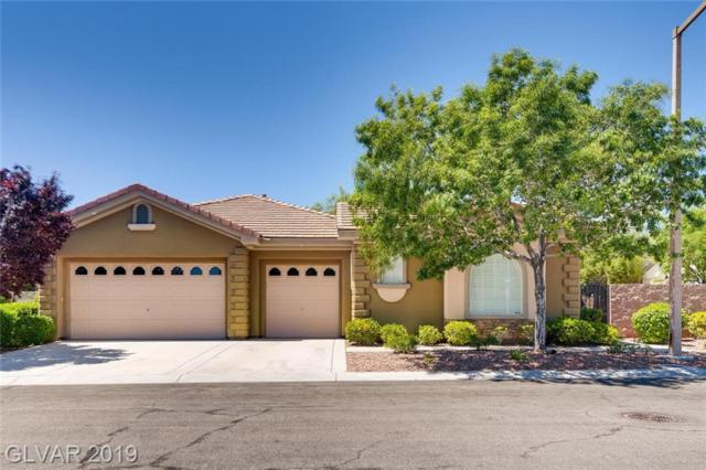 65 Antique Garden, Las Vegas, NV 89138 (MLS #2123421) :: Trish Nash Team