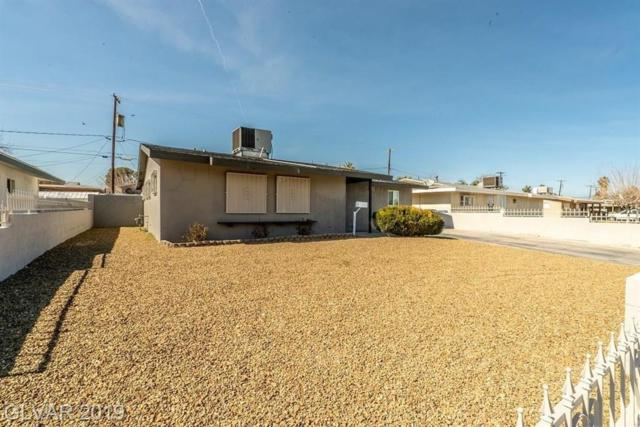 1009 Tonopah, Las Vegas, NV 89106 (MLS #2123427) :: Capstone Real Estate Network