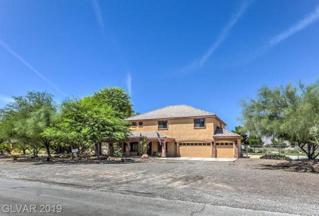 5763 Rowland, Las Vegas, NV 89130 (MLS #2123466) :: The Snyder Group at Keller Williams Marketplace One