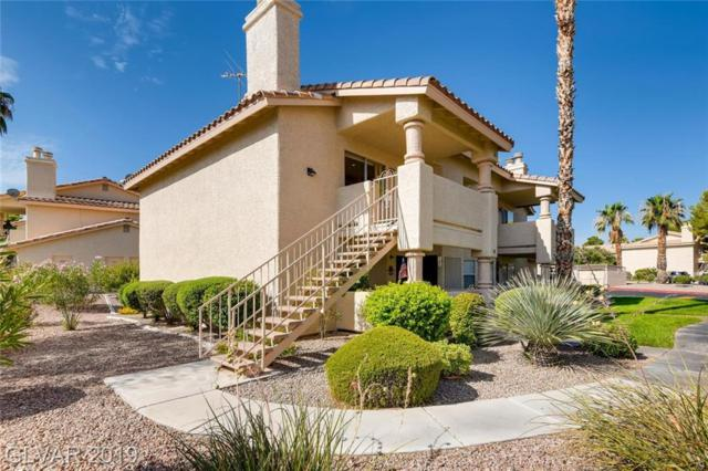 1300 Pinto Rock #202, Las Vegas, NV 89128 (MLS #2123541) :: Signature Real Estate Group