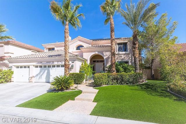 51 Sunshine Coast, Las Vegas, NV 89148 (MLS #2123567) :: The Snyder Group at Keller Williams Marketplace One