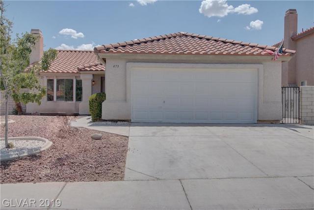 479 Kelsford, Las Vegas, NV 89123 (MLS #2123918) :: Vestuto Realty Group