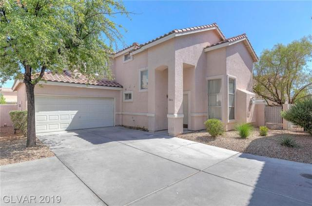 2446 Cliffwood, Henderson, NV 89074 (MLS #2124152) :: The Snyder Group at Keller Williams Marketplace One