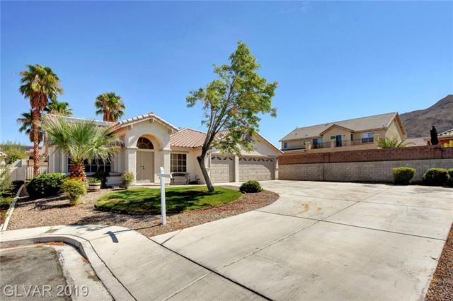 6642 Hedge Top, Las Vegas, NV 89110 (MLS #2124226) :: Vestuto Realty Group