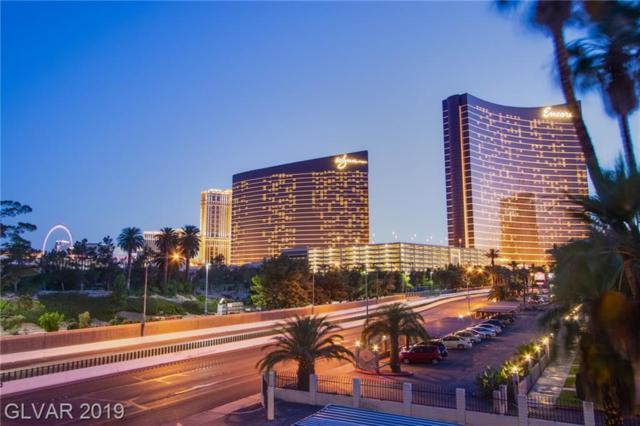 356 Desert Inn #105, Las Vegas, NV 89109 (MLS #2124405) :: Signature Real Estate Group