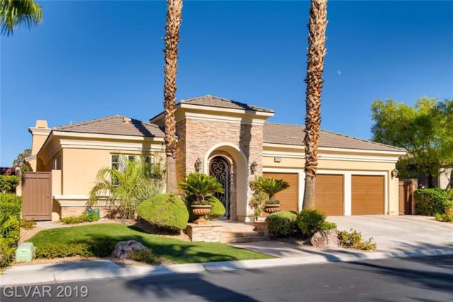 2780 Peaceful Grove, Las Vegas, NV 89135 (MLS #2124476) :: The Snyder Group at Keller Williams Marketplace One