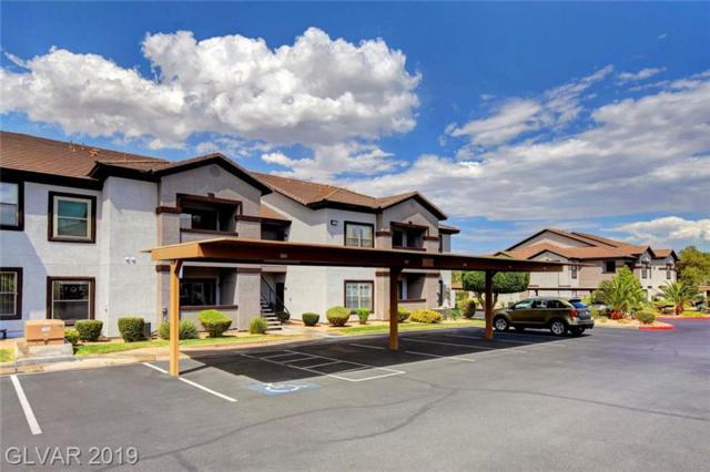 45 Maleena Mesa #716, Henderson, NV 89074 (MLS #2124507) :: The Snyder Group at Keller Williams Marketplace One