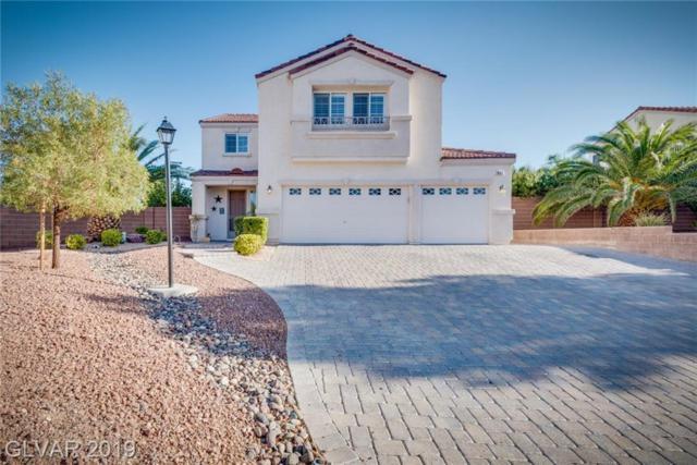 7859 Villa Pintura, Las Vegas, NV 89130 (MLS #2124571) :: Vestuto Realty Group