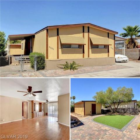 3519 Cape Cod, Las Vegas, NV 89122 (MLS #2124676) :: The Snyder Group at Keller Williams Marketplace One