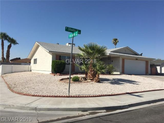 6941 Shady, Las Vegas, NV 89145 (MLS #2124732) :: The Snyder Group at Keller Williams Marketplace One