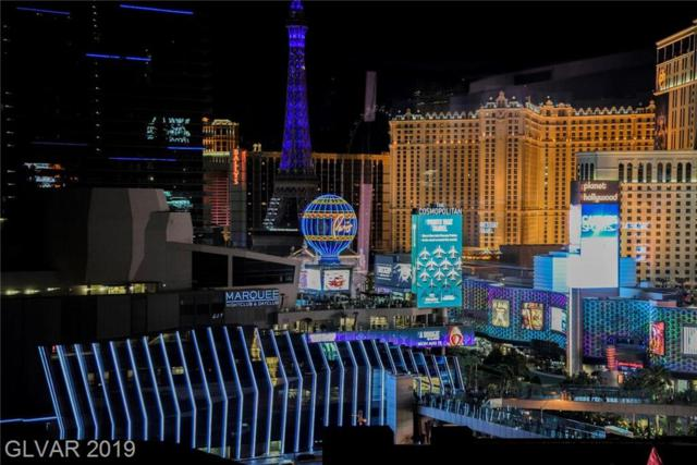 3726 Las Vegas Boulevard #1112, Las Vegas, NV 89158 (MLS #2124872) :: Lindstrom Radcliffe Group