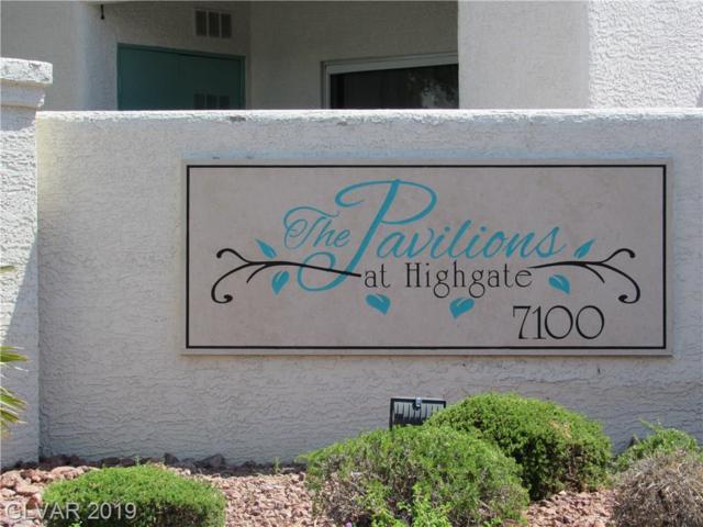 7100 Pirates Cove #1082, Las Vegas, NV 89145 (MLS #2124896) :: Signature Real Estate Group