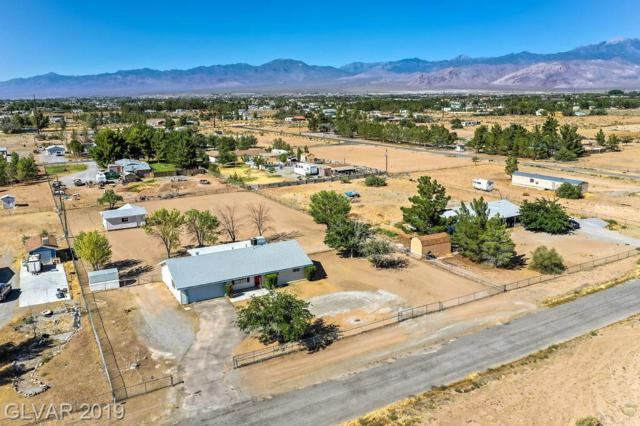1310 E Fremont, Pahrump, NV 89048 (MLS #2124907) :: Signature Real Estate Group