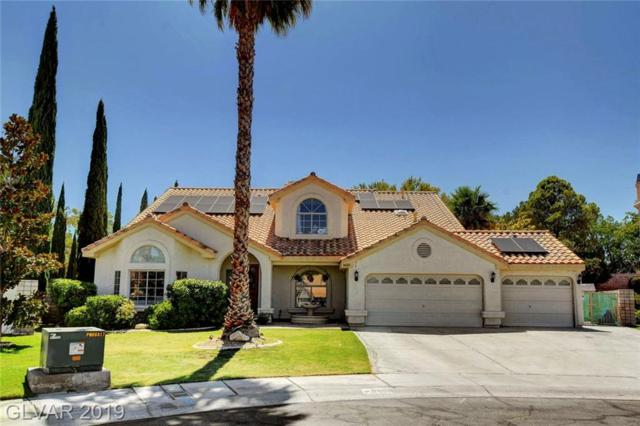 9609 Bottle Creek, Las Vegas, NV 89117 (MLS #2125153) :: ERA Brokers Consolidated / Sherman Group