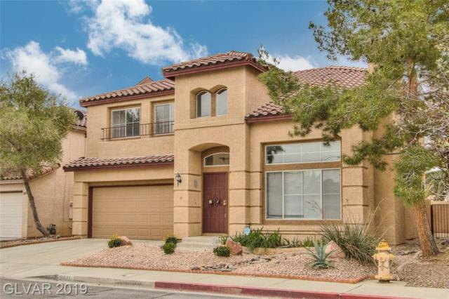 2611 Summerview, Henderson, NV 89074 (MLS #2125216) :: The Snyder Group at Keller Williams Marketplace One