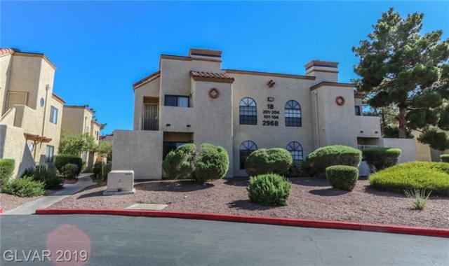 2968 Juniper Hills #202, Las Vegas, NV 89142 (MLS #2125233) :: The Snyder Group at Keller Williams Marketplace One