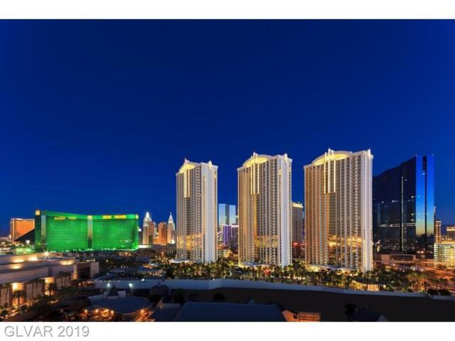 125 E Harmon #1704, Las Vegas, NV 89109 (MLS #2125242) :: The Snyder Group at Keller Williams Marketplace One