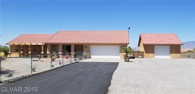 1470 W Indole, Pahrump, NV 89048 (MLS #2125363) :: ERA Brokers Consolidated / Sherman Group