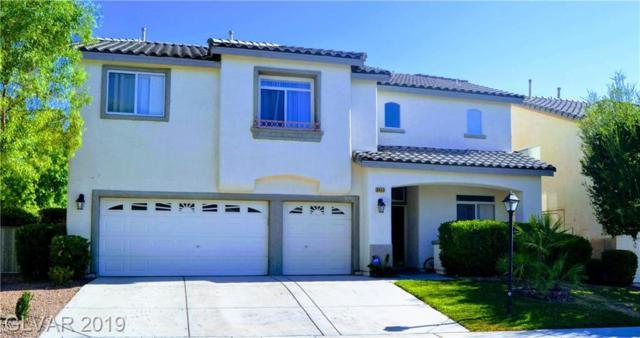 5453 Volonne, Las Vegas, NV 89141 (MLS #2125472) :: Signature Real Estate Group