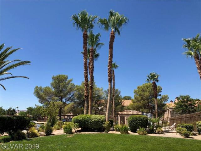 9070 Spring Mountain #103, Las Vegas, NV 89117 (MLS #2125476) :: Vestuto Realty Group