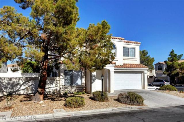 3424 White Mission, Las Vegas, NV 89129 (MLS #2125521) :: The Snyder Group at Keller Williams Marketplace One