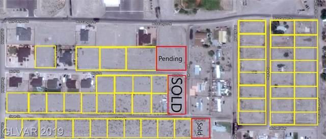 Bluff Street #6116, Alamo, NV 89001 (MLS #2126410) :: The Lindstrom Group