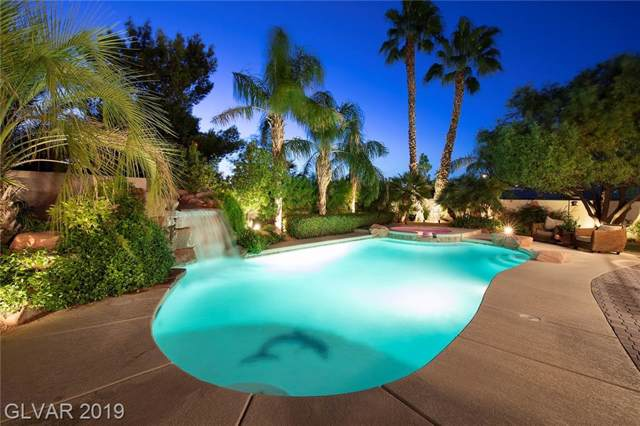7131 Celadine, Las Vegas, NV 89131 (MLS #2127011) :: Signature Real Estate Group